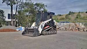 Terex PT30 Turbo Posi Track Skid Steer Loader Mount Keira Wollongong Area Preview