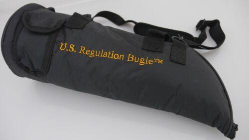 U.S. Regulation Bugle(tm) - Bugle Gig Bag with Shoulder Strap