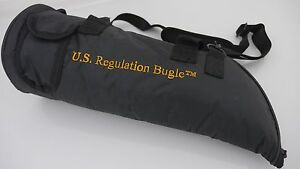 U.S. Regulation Bugle(tm) - Bugle Gig Bag with Shoulder Strap