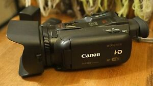 Canon Legia HF G30 HD Camcorder FULL HD 20X Optical Zoom WIFI Mordialloc Kingston Area Preview