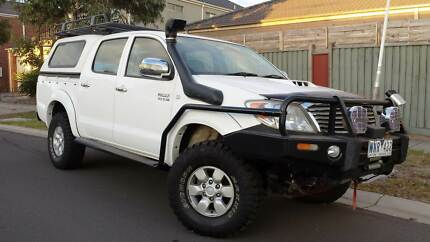 2008 Toyota Hilux Taylors Lakes Brimbank Area Preview