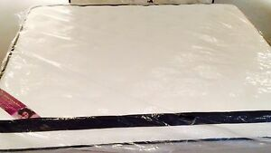 """NEW Double size 54""""x74"""", 12"""" Thick Euro-top MattressOnly400"""