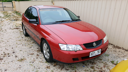 VY Commodore Executive 2002