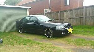 """2006 BF XR6 Falcon - 18"""" Rims - 195kms - $5k -  Toowoomba Toowoomba City Preview"""