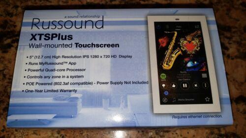 Russound XTSPlus Wall Mounted Color Touchscreen
