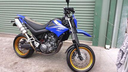 Yamaha xt660x supermotard Gerringong Kiama Area Preview