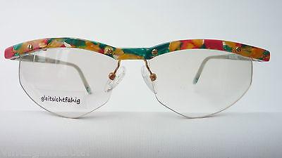 Online Glasses for Women only Upper Edge Multicoloured Colourful Fancy 55-15