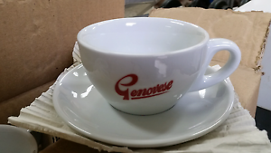 Genovese coffee cup and saucer sets Coburg North Moreland Area Preview