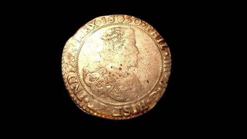 SPANISH NETHERLANDS. Silver DUCATON 1650 Antwerp.