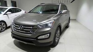 Hyundai Santa Fe Trac intégrale 4 p 2,4L auto Premium