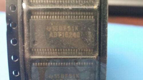 (5 PCS) SN74ABT16240DLR TI IC BUFFER INVERT 5.5V 48SSOP