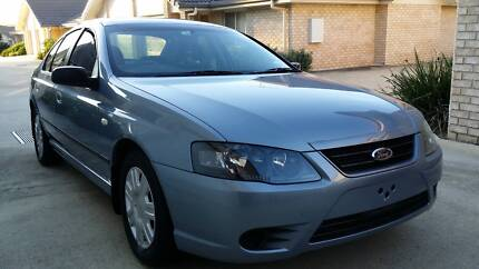 2007 Ford Falcon 122000kms Redbank Plains Ipswich City Preview