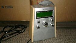 Jensen JCR-560 Dual Alarm Clock Stereo CD Player and AM/FM Radio