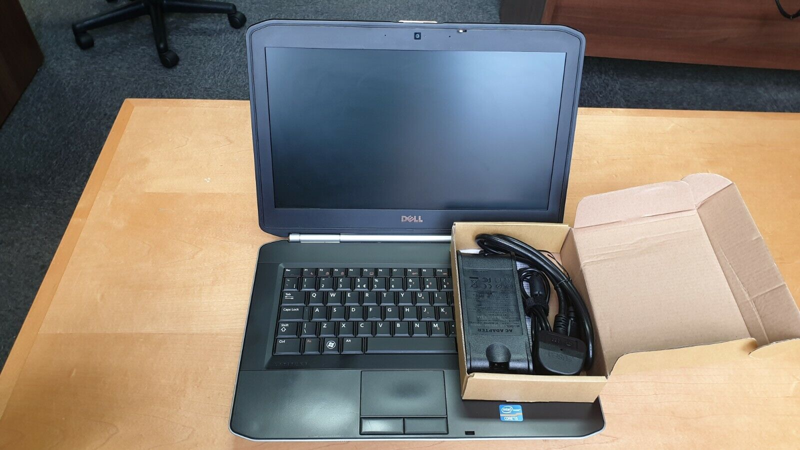 "Laptop Windows - Dell Latitude E5420 Laptop 14"", 4GB, i5, 320GB HDD, Windows 10 Webcam, DVD, WiFi"