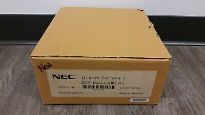 Newopen Nec Dtr-16ld-2 Office Display Phone