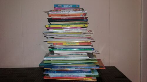 LOT OF 100..DISNEY, MICKEY MOUSE, POOH, CLIFFORD, SCHOLASTIC ETC..CHILDREN BOOKS