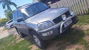 Toyota Rav4 2000 model Lissner Charters Towers Area Preview