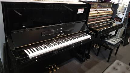 Yamaha YU3PE 131cm Current Model As New