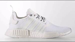 Adidas NMD SZ 11 TRIPLE WHITE Pascoe Vale Moreland Area Preview