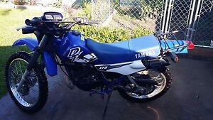 YAMAHA DT 175 1999 Picnic Point Bankstown Area Preview