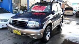 2002 Suzuki Grand Vitara 4x4 ! Fully Serviced & Inspected !