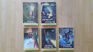 Hardcover Nancy Drew mystery novels East Victoria Park Victoria Park Area Preview