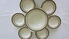 J & G MEAKIN SERVING SET OF BOWLS, WESTMINSTER - CAN POST Brighton Bayside Area Preview