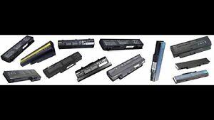 WANTED BROKEN LAPTOP batteries