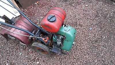 howard rotovator WITH J.A.P 2a ENGINE non runner