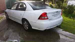 Holden Commodore VZ 2005 Sedan Dallas Hume Area Preview