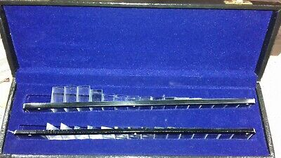 Prism Bar Set Of Horizontal Vertical Prisms Ophthalmology