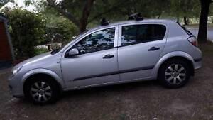 2005 Holden Astra Hatchback. Auto YFB09M