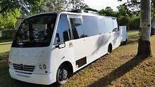 2002 Mercedes Benz 815d coach motorhome school tour charter bus Carindale Brisbane South East Preview