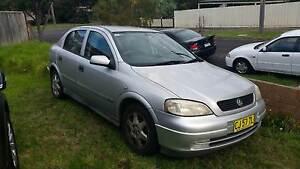 2001 Holden Astra Hatchback Frankston Frankston Area Preview
