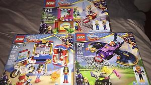 Lego super hero girl