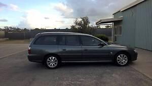 2004 Holden Berlina Wagon Nuriootpa Barossa Area Preview