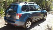 2009 Subaru Forester Great Car Strathdickie Whitsundays Area Preview