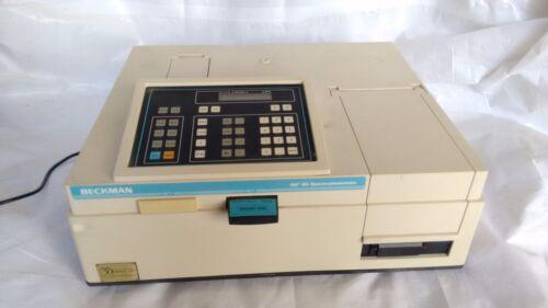 Beckman DU-65 Spectrophotometer w/ Soft-Pac Module