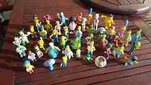 Simpsons Figurines. About 45 of them. Karana Downs Brisbane North West Preview