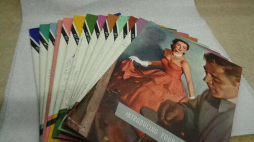 "Vintage  ""Art School "" by Art Instruction, Inc.  13 volumes Used VGC"