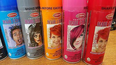 Goodmark Temporary Hair Color Spray 3oz Can Washable