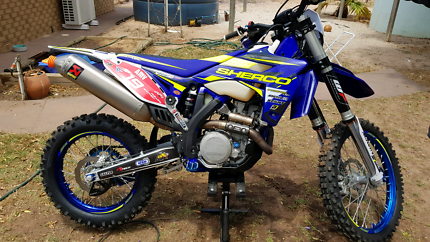 2016 Sherco SEF-R 450 FACTORY