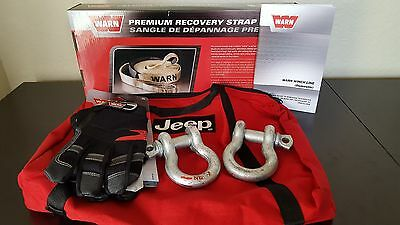 **NEW** Jeep Trail Rated OEM off Road Emergency Road Side Kit 82213901