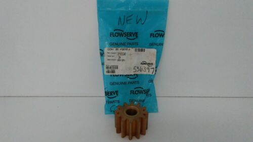 NEW OLD STOCK! FLOWSERVE PUMP SPIRAL GEAR 300B151DX2