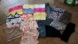 Girls size 10 various clothing bundle Geilston Bay Clarence Area Preview