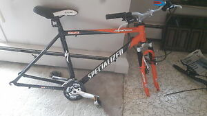 Specialized frame with wheels