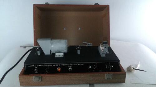 Industrial Science Assoc Micropipette Puller Pipette Model M1 MI In Wooden Case
