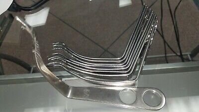 Koros Retractor Orthopedic Spine Instruments 7750-10
