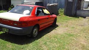 1993 Subaru Impreza Sedan Fern Bay Port Stephens Area Preview