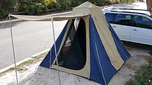 OZ trail Tourer 9 RRP $350  Heavy duty Canvas tent Alexander Heights Wanneroo Area Preview